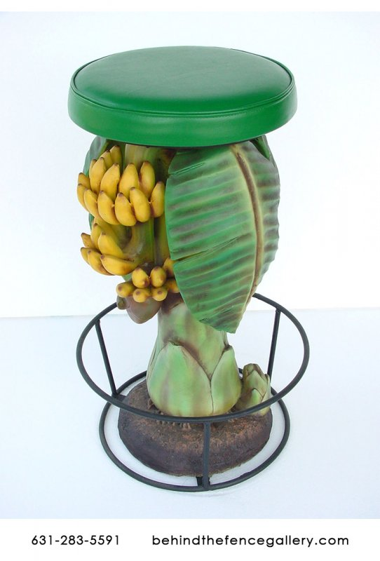 Banana Tree Bar Stool 2