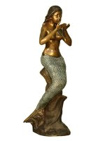 Bronze Mermaids