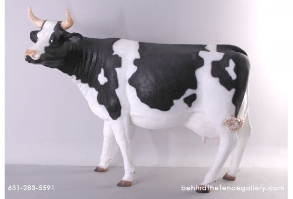 Life Sized Cow Statue
