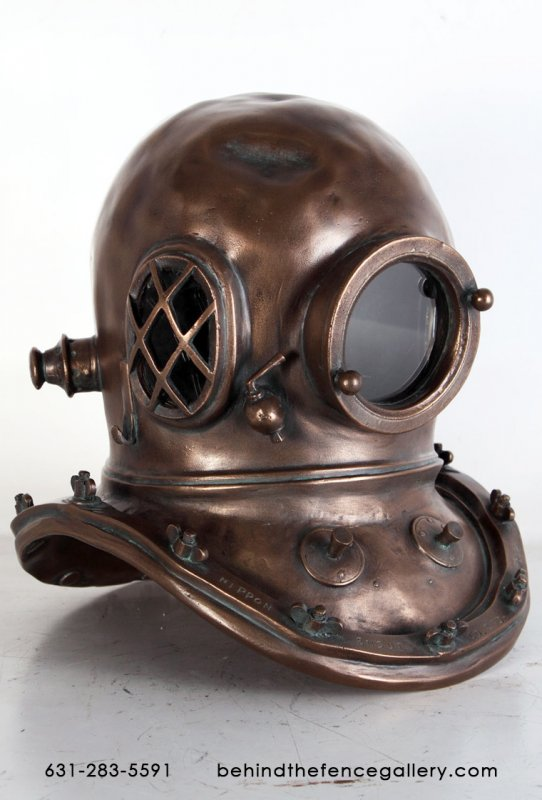 Diving Helmet Replica