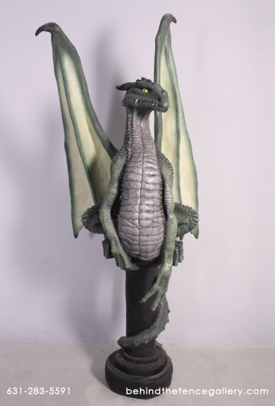 Dragon 7 ft. (K.D.) Statue