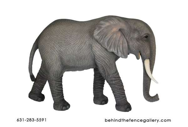 Elephant Statue - 5Ft H.