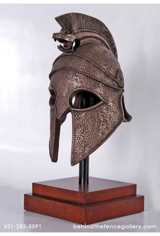 Alexander the Great Helmet Replica