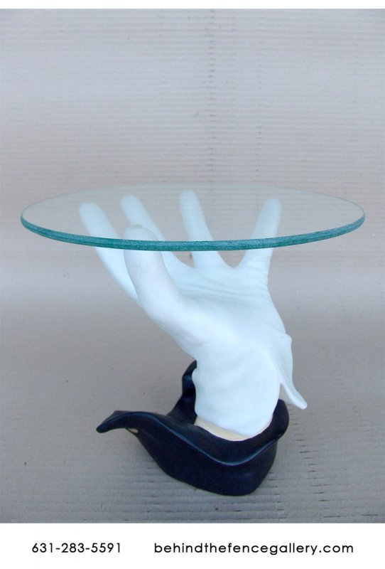 Finger Hand Table Top