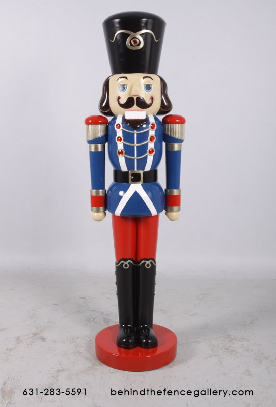 6 FT. Christmas Nutcracker Statue