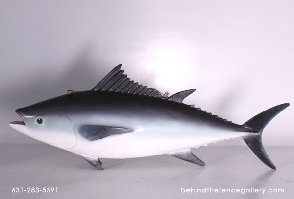Hanging Tuna Fish Wall Decor