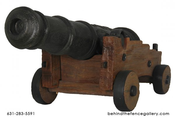 War Cannon with Base